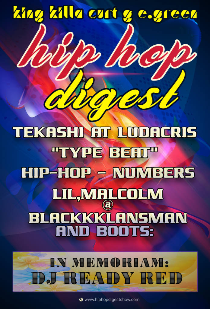 The Hip-Hop Digest Show - Look @ Me (@HipHopDigest)