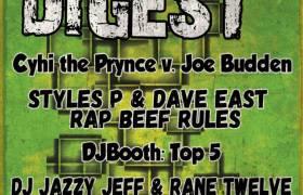 The Hip-Hop Digest Show Announces That 'He's No Average Joe' (@HipHopDigest)