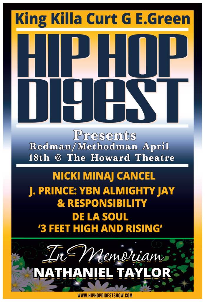 The Hip-Hop Digest Show Advises Rappers To 'Rap Responsibly'