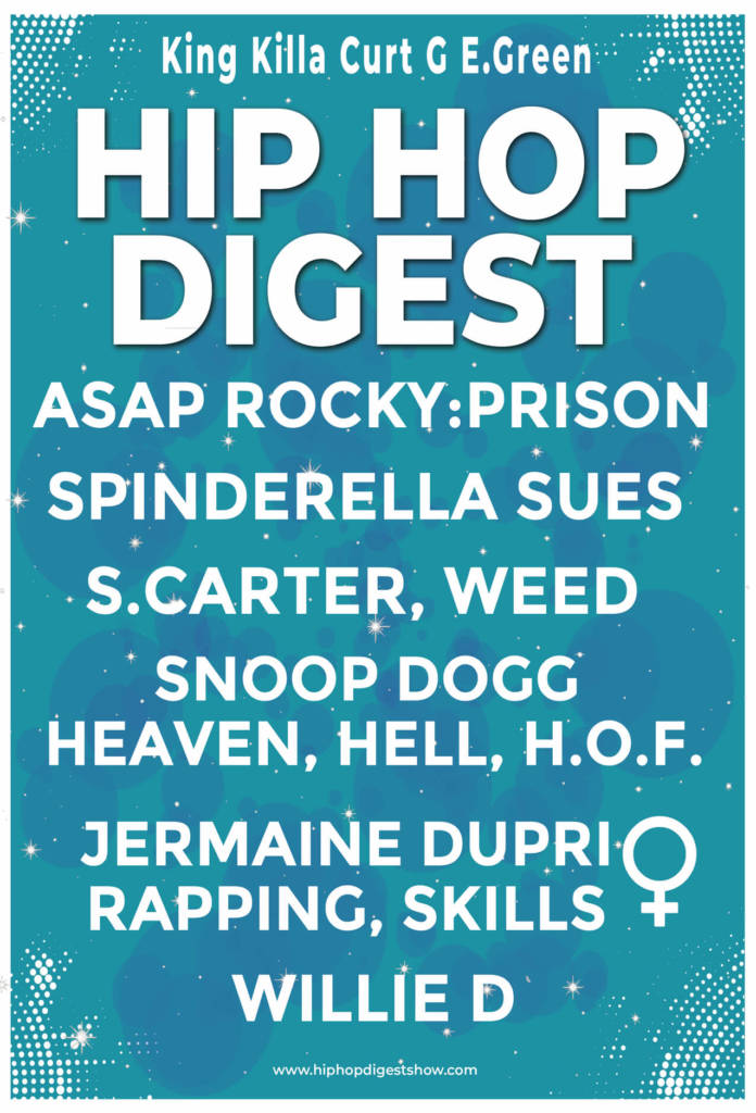The Hip-Hop Digest Show Ask 'Where They At Tho?'