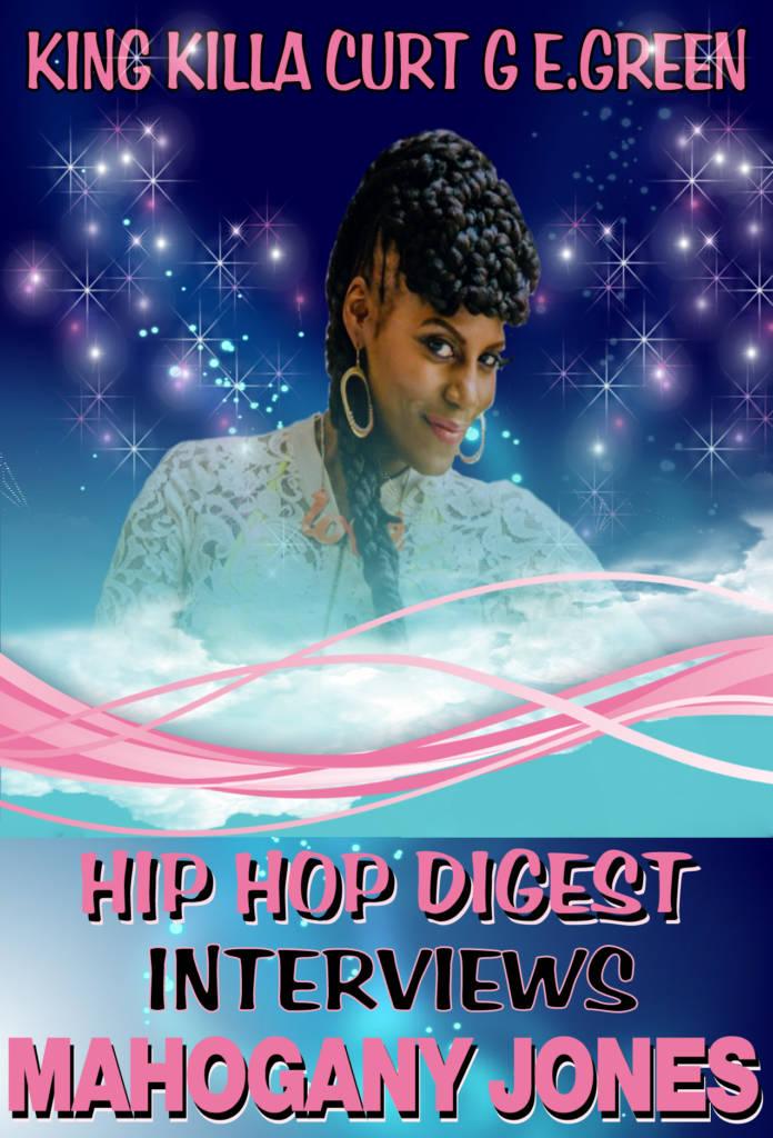 The Hip-Hop Digest Show Interviews Mahogany Jones