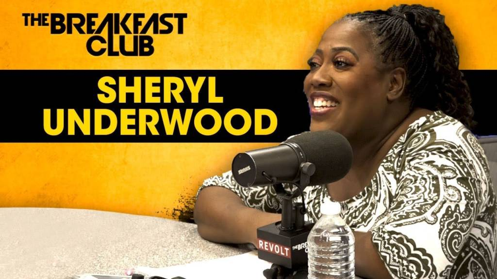Sheryl Underwood On Finding The Perfect Man, 'The Talk', Longevity In Comedy, & More w/The Breakfast Club (@SherylUnderwood)