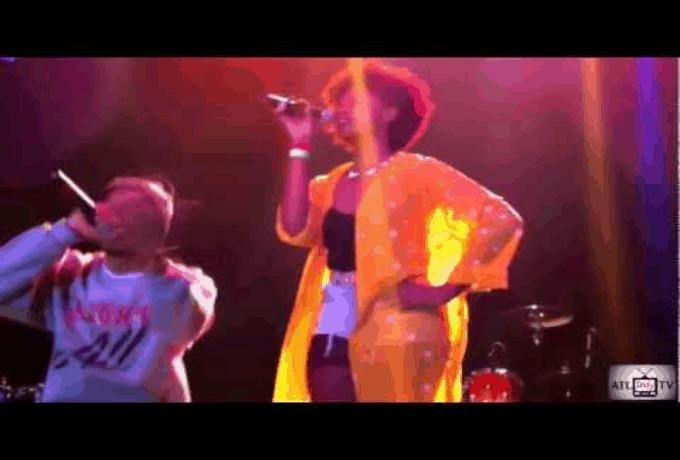 @Translee (feat. @MissMereba) » Hookah, Hoes, & Hennessy (Live) [Dir. By @ATLHollywoodKid & @ATLIndyTV]