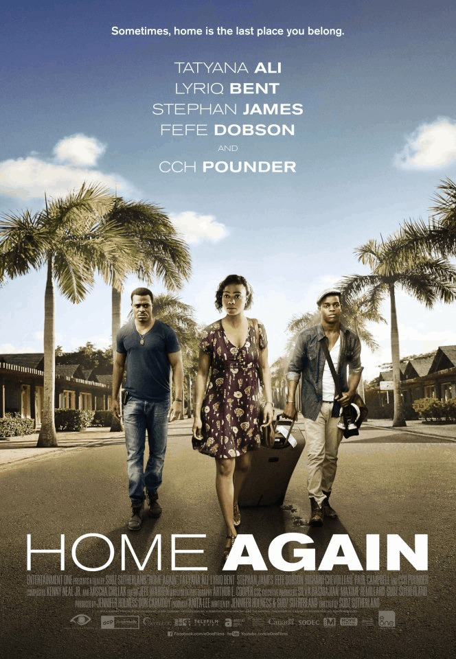 Home Again » Clip #1 [Feat. Tatyana Ali]