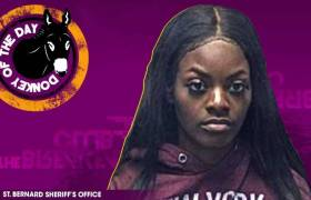 Reiona Oliver Awarded Donkey Of The Day For Getting Arrested After Sending Kid To School In Lyft Ride