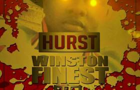 Hurst - Winston's Finest IV [Mixtape Artwork]
