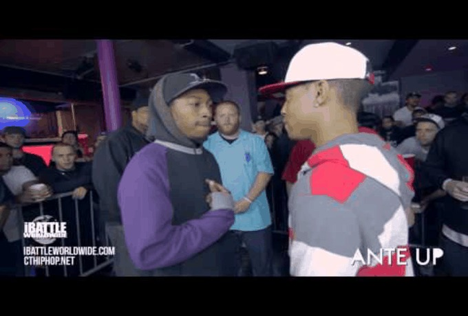 @iBattleWW Presents: @YoungA_Hoe vs. @JusOneDJ [via @iBattlePromo]