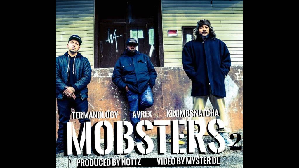Video: Avrex feat. Termanology & KrumbSnatcha - Mobster 2 [Prod. By Nottz | Dir. By Myster DL]