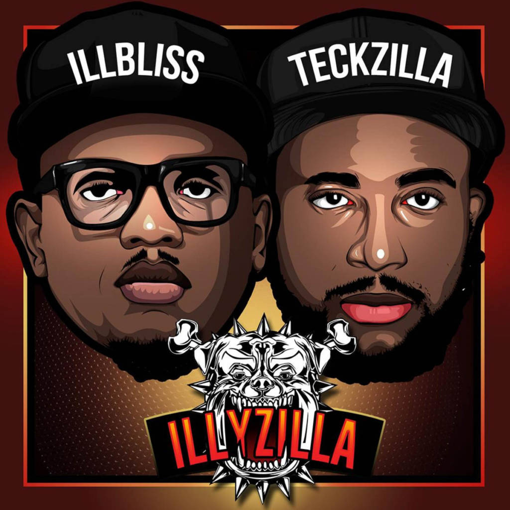 Stream iLLBLISS & Teck-Zilla's 'ILLYZILLA' Collabo EP