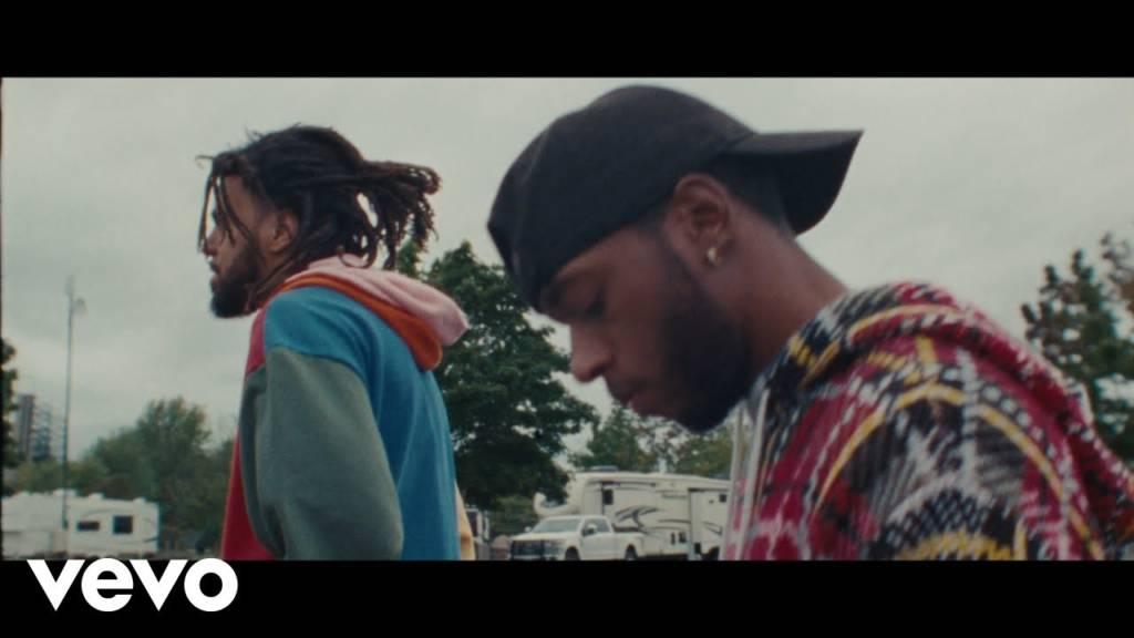 Video: 6lack feat. J. Cole - Pretty Little Fears (@6lack @JColeNC)