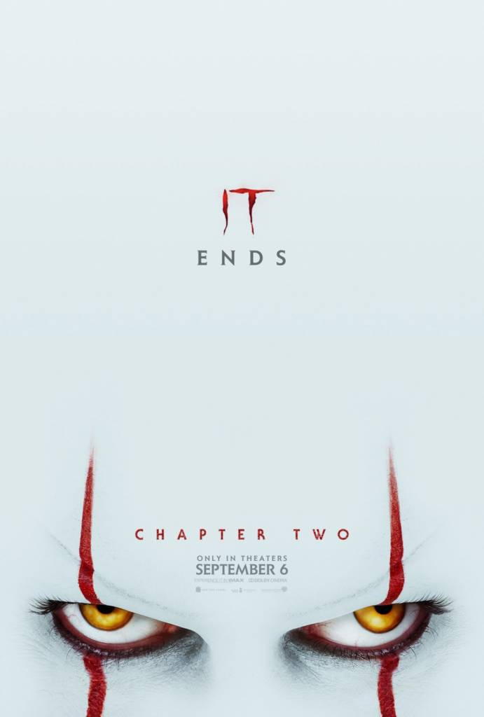 IMAX Trailer For 'IT Chapter Two' Movie