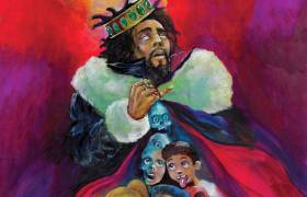 J. Cole - KOD [Album Artwork]