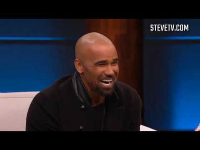Shemar Moore Answers Questions From Super Fans On 'Steve' (@SteveTVShow)
