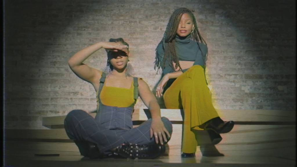 #Video: Chloe x Halle - The Kids Are Alright