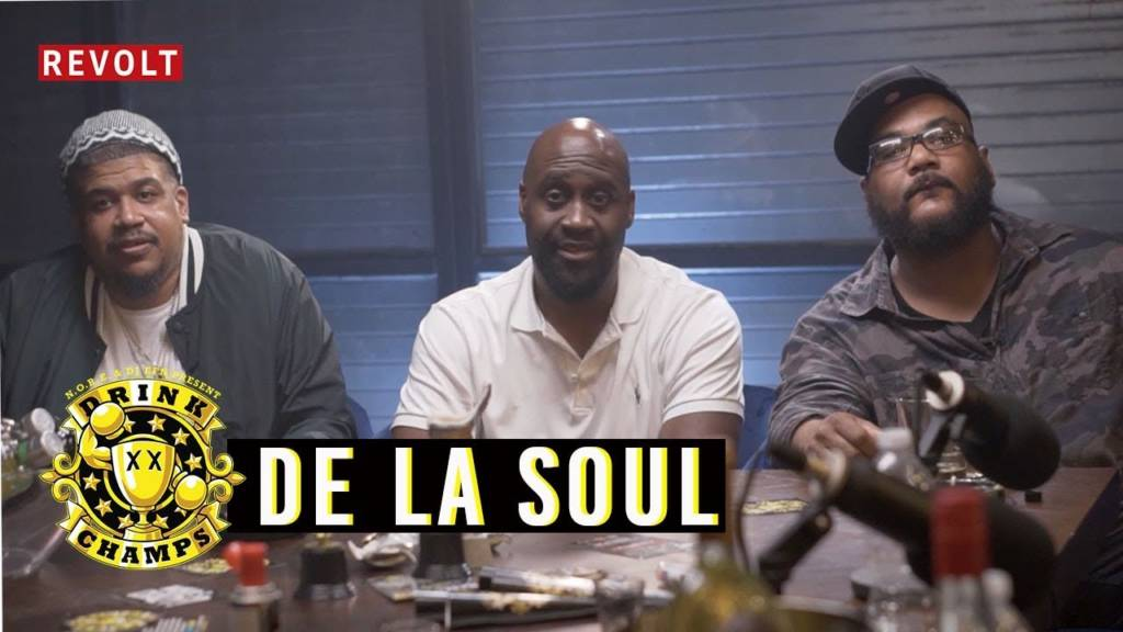De La Soul On Drink Champs