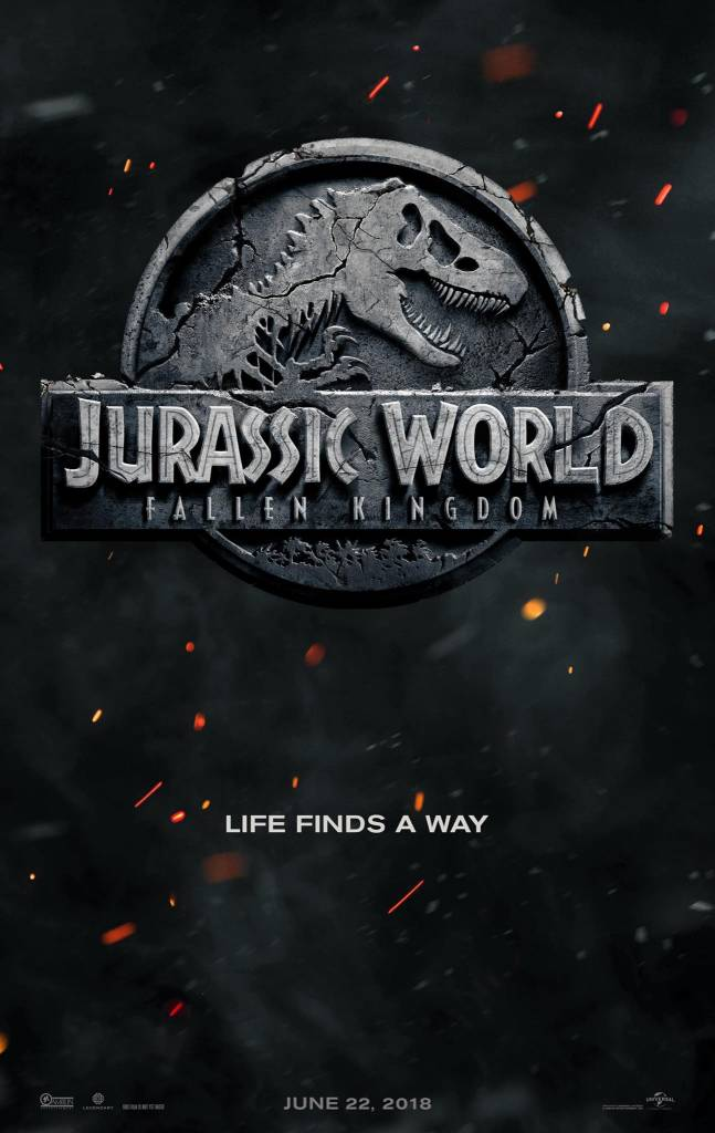 Final Trailer For 'Jurassic World 2: Fallen Kingdom' Movie