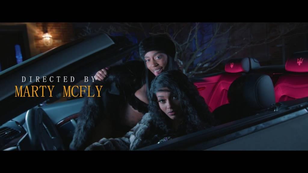 #Video: La'Britney feat. Kash Doll - Actin Funny (@LaBritney_ @KashDoll)