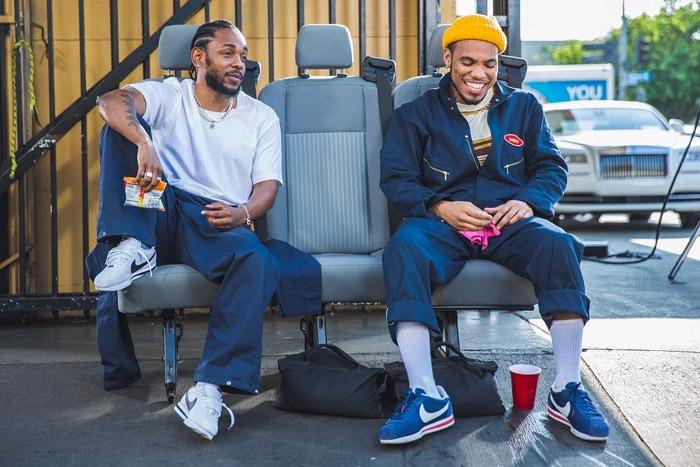 Video: Anderson.Paak Feat. Kendrick Lamar - Tints