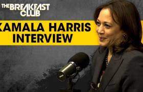 Kamala Harris Speaks On 2020 Presidential Run, Legalizing Marijuana, Criminal Justice Reform, & More w/The Breakfast Club