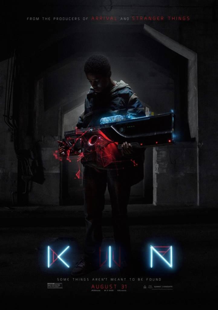 1st Trailer For 'KIN' Movie Starring Zoë Kravitz & Myles Truitt