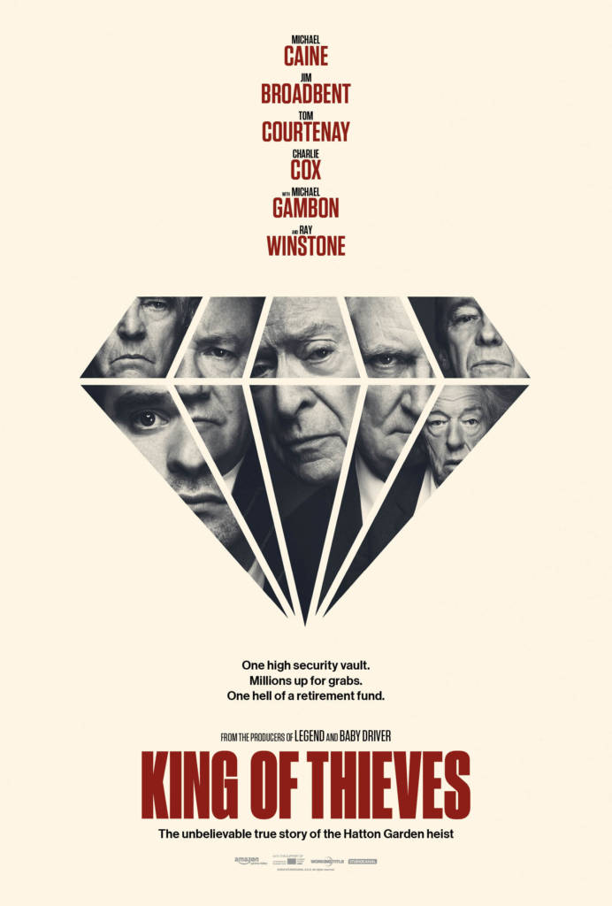 1st Trailer For 'King Of Thieves' Movie (#KingOfThieves)