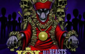 Stream Kingdom Kome's 'All Beasts Show Their Teeth 2' Album (@KingdomKome)