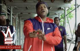 Video: Styles P feat. Sheek Louch & Whispers - Push The Line [Prod. Vinny Idol]