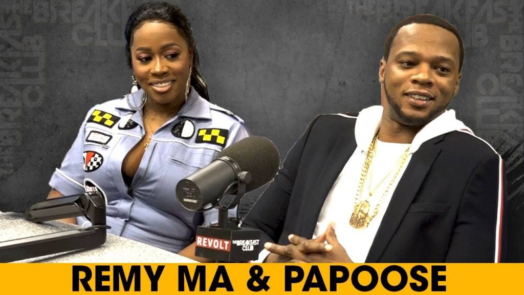 Remy Ma & Papoose On New Show 'Meet The Mackies', The Golden Child, Real Black Love, & More w/The Breakfast Club (@RealRemyMa @PapooseOnline)