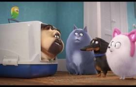 1st Trailer For 'The Secret Life Of Pets 2' Movie