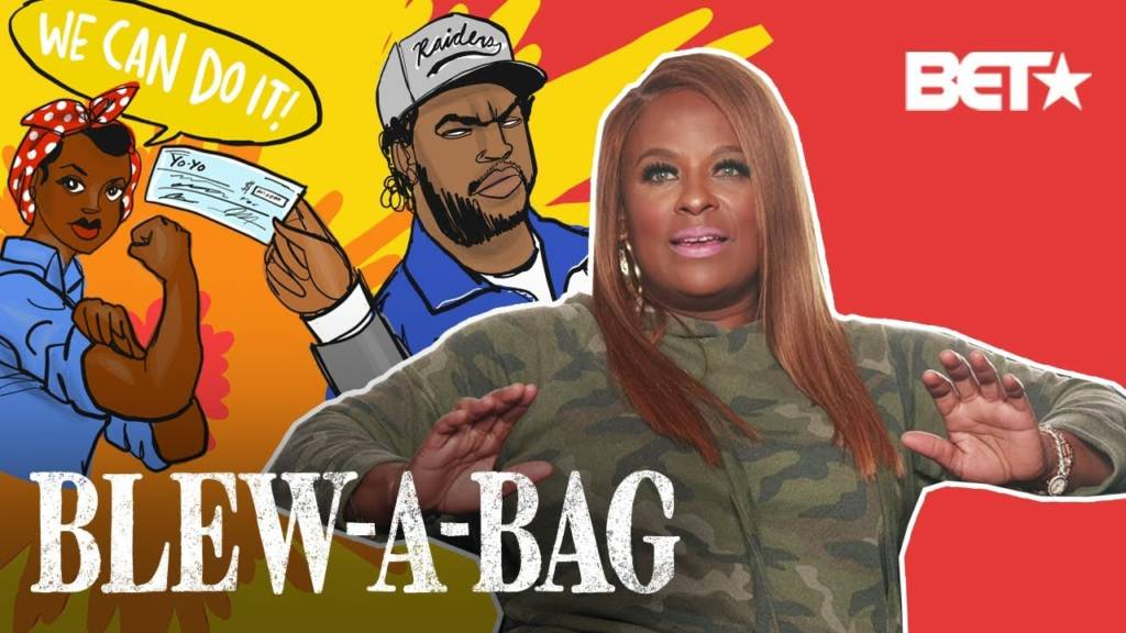 Yo-Yo Explains How She Was Once Famous But Still Broke On BET's Blew A Bag