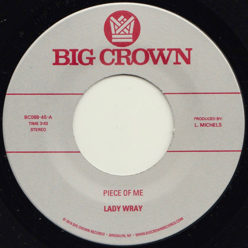 MP3: Lady Wray - Piece Of Me