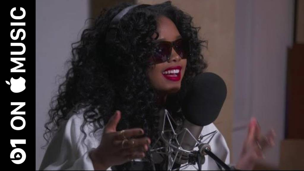 H.E.R. On Beats 1's 'Up Next'