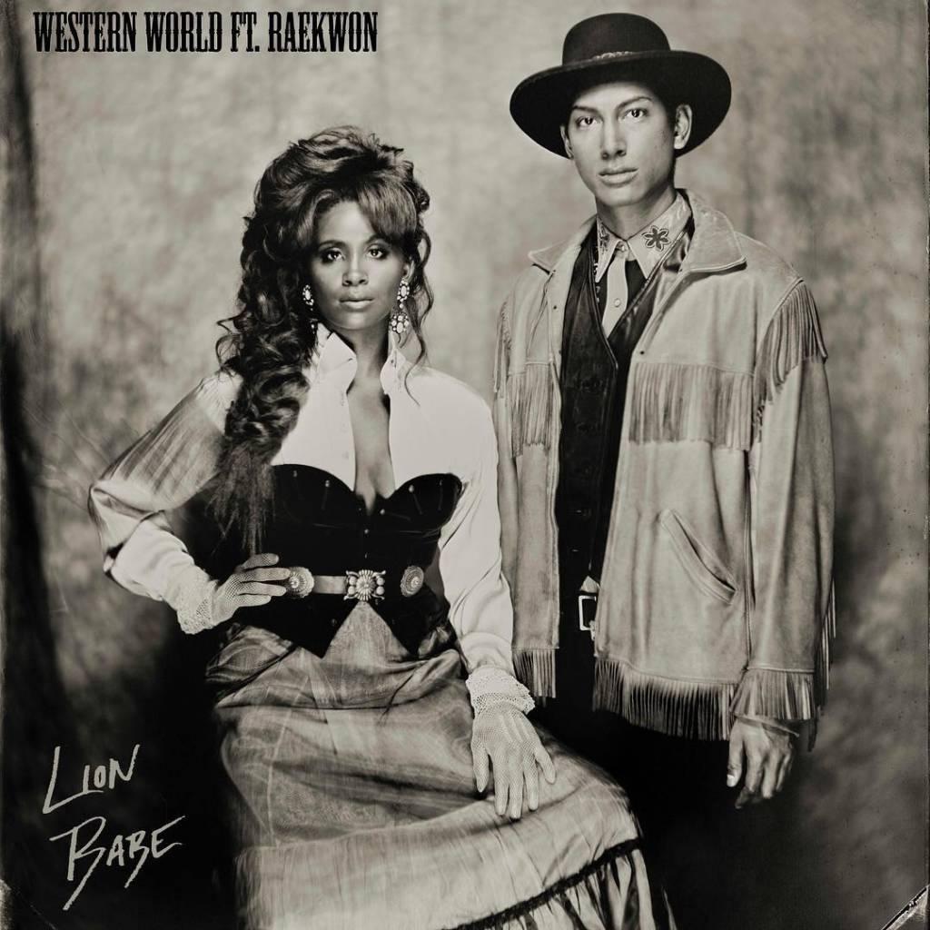 MP3: Lion Babe feat. Raekwon - Western World