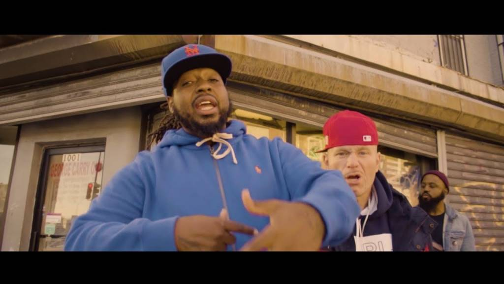 Video: Grime Lords feat. J Scienide & Jay Royale - Power Refinement