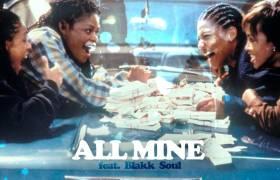 MP3: Lyric Jones & Nameless feat. Blakk Soul - All Mine