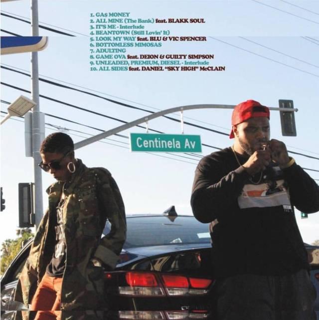 Lyric Jones x Nameless Drop 'GA$ MONEY' Album & 'Adulting' Video