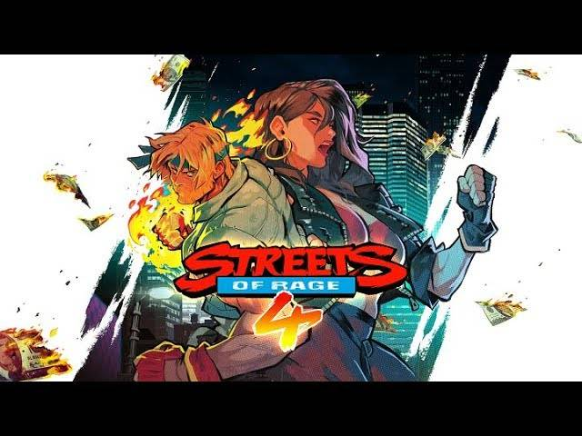 Reveal Trailer For 'Streets Of Rage 4' Video Game (#SOR4)