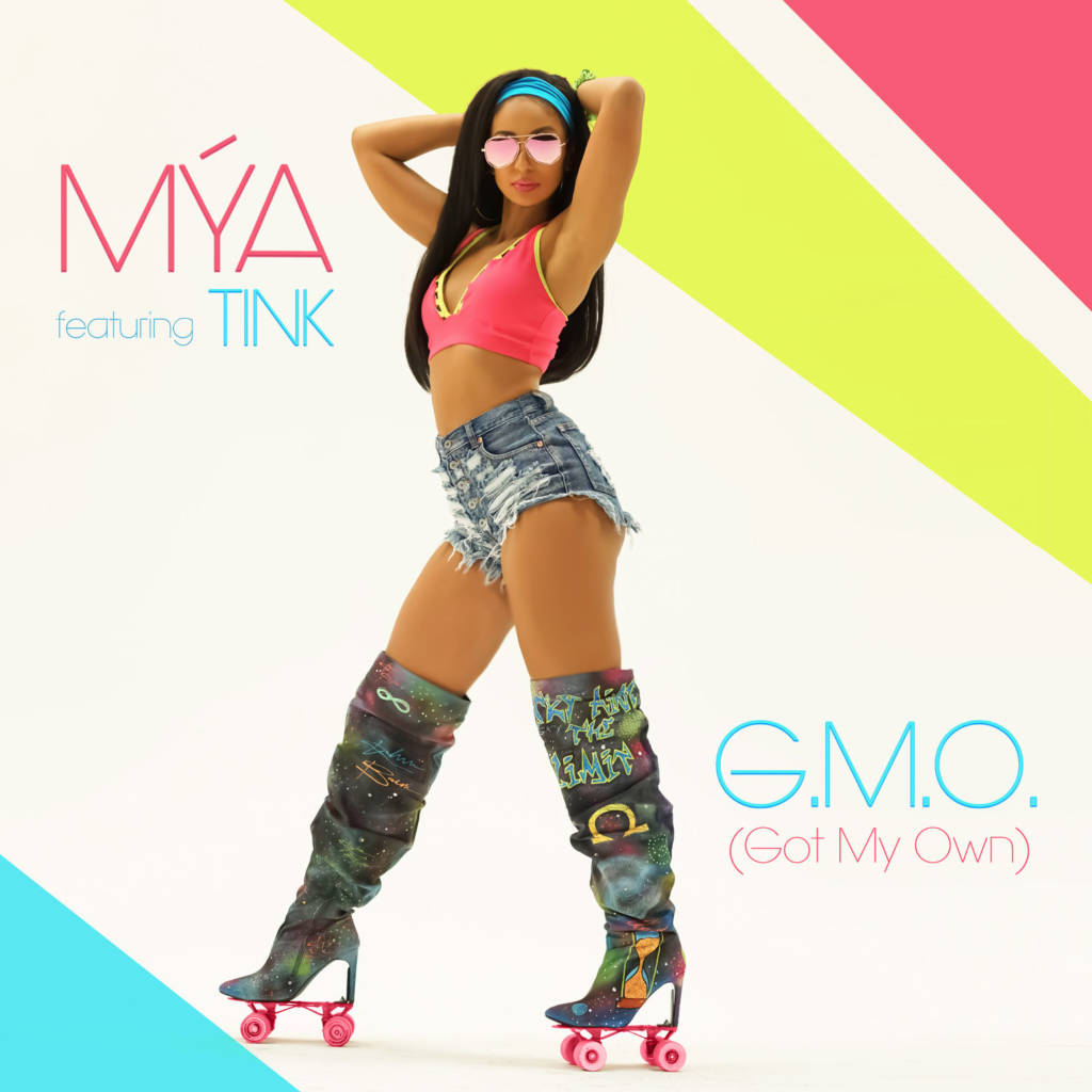 Video: Mýa feat. Tink - G.M.O. (Got My Own) | @MyaPlanet9 @Official_Tink
