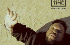 Magestik Legend - All This Time [Album Artwork]