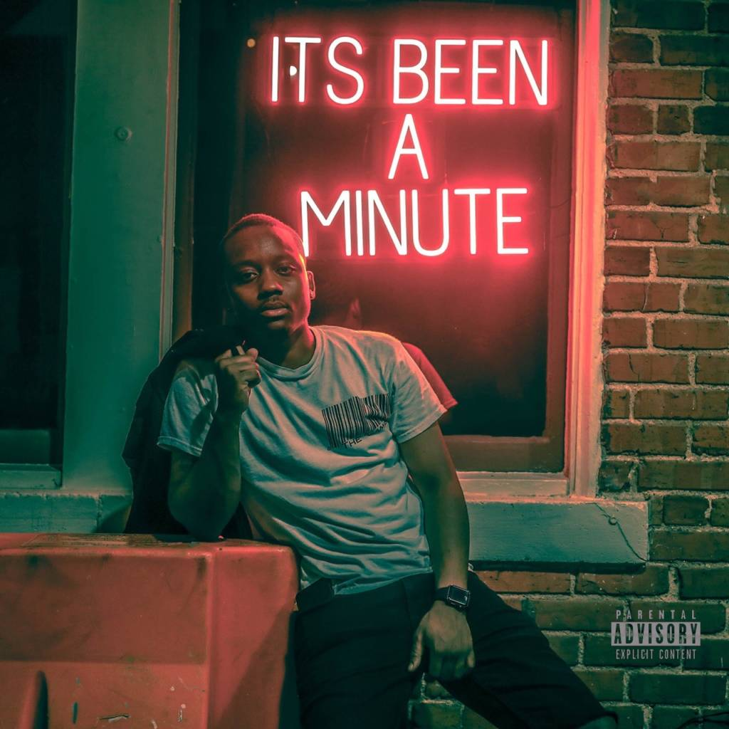 Stream Mark Steele's 'It's Been A Minute' Album (@WhoIsMarkSteele)