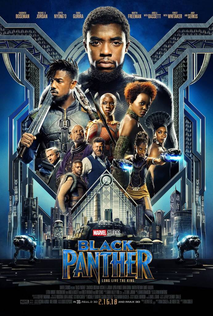 Bloopers & Gag Reel For 'Black Panther' Movie (#BlackPanther)