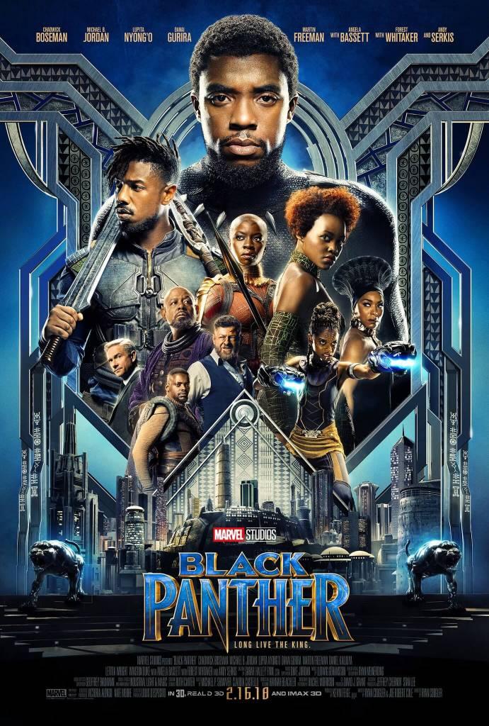 1st International Trailer For 'Black Panther' Movie Starring Chadwick Boseman