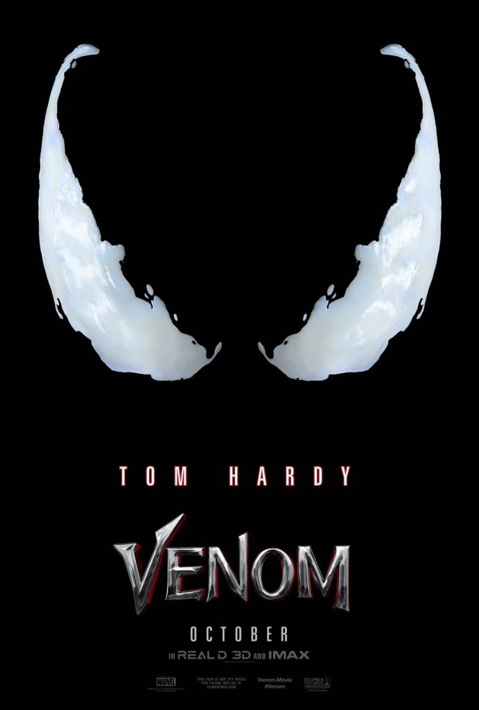 1st International Trailer For 'Venom' Movie (#Venom)