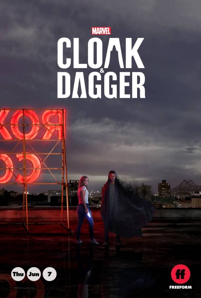 2nd Trailer For Freeform Original Series 'Marvel's Cloak & Dagger' (@CloakAndDagger #CloakAndDagger)