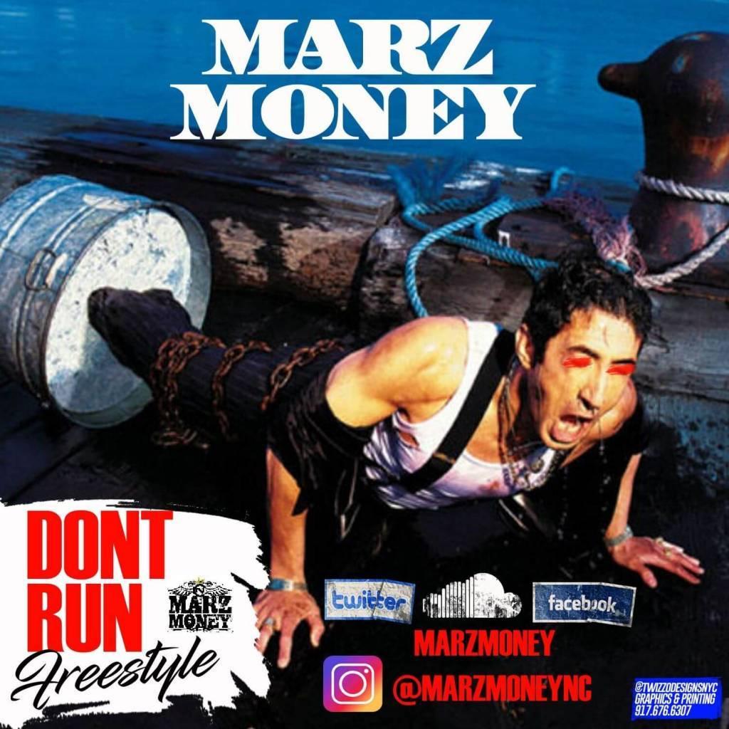 @MarzMoney - Don't Run Freestyle [MP3]
