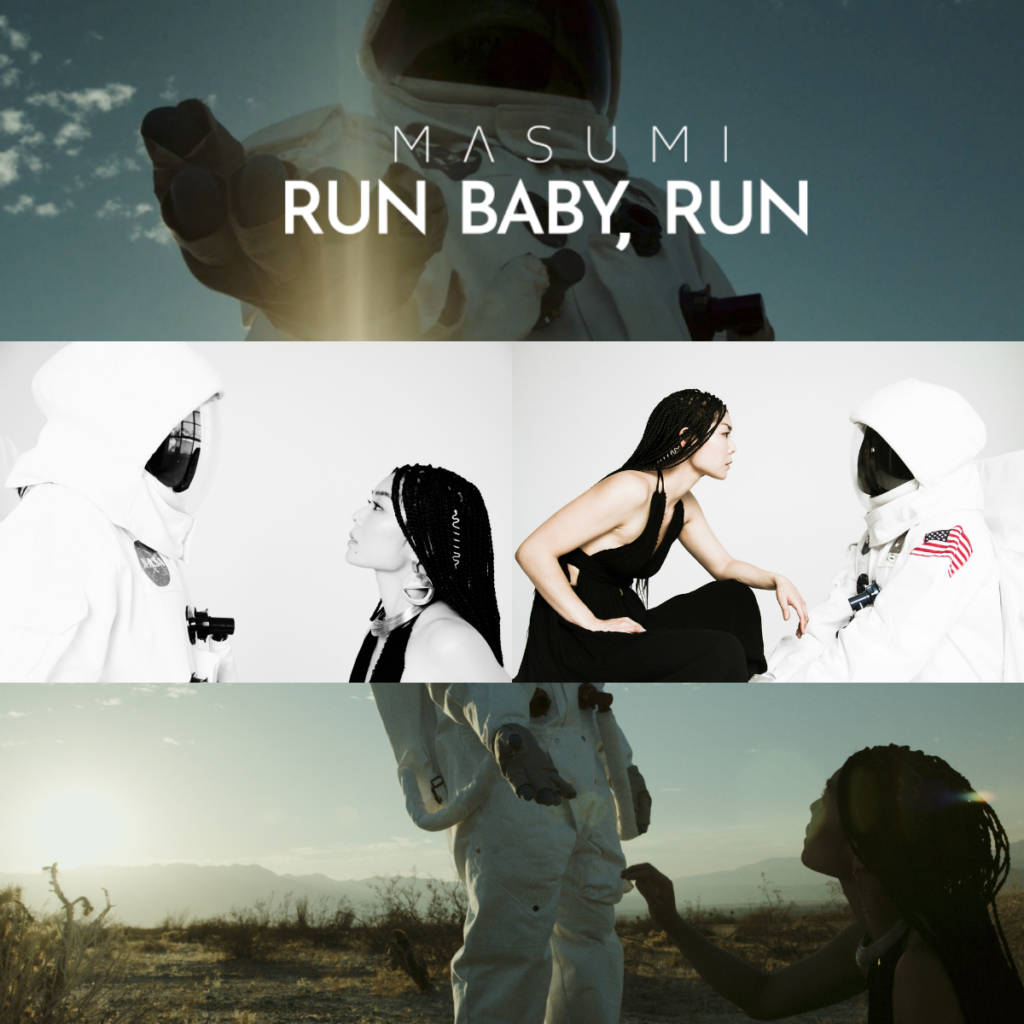 Video: MASUMI - Run Baby, Run