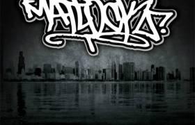 Matlock - Matlockland [Mixtape Artwork]