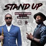 Maurice Brown - Stand Up [Track Artwork]