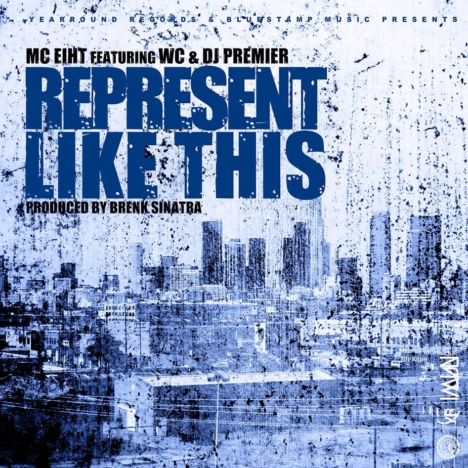 MC Eiht feat. WC & DJ Premier - Represent Like This [Video]