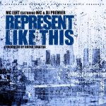 MC Eiht - Represent Like This [Track Artwork]